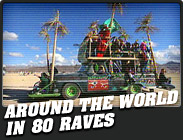 Featured Show : Around The World In 80 Raves